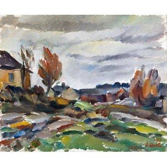 - Cuadro -Storm- - Aalto, Ilmari
