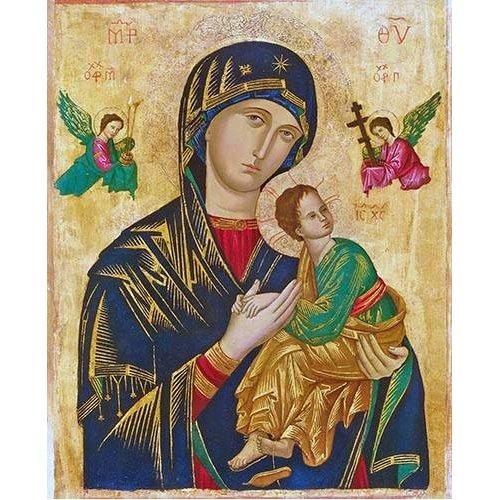 cuadros religiosos - Cuadro -Virgen Del Perpetuo Socorro-
