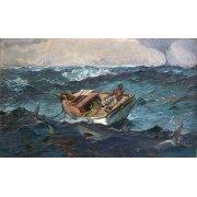 Cuadro -The Gulf Stream, 1899-