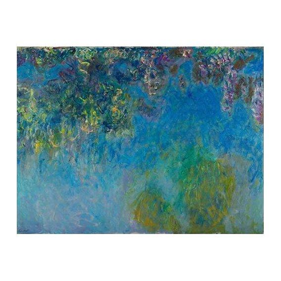cuadros de paisajes - Cuadro -Wisteria-
