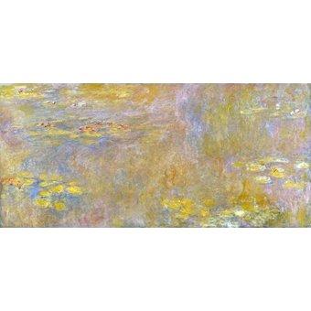 Cuadro -Water Lilies- - Monet, Claude