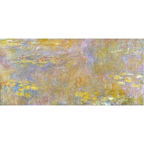 cuadros de paisajes - Cuadro -Water Lilies-