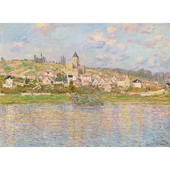 Cuadro -Vetheuil, 1879- - Monet, Claude