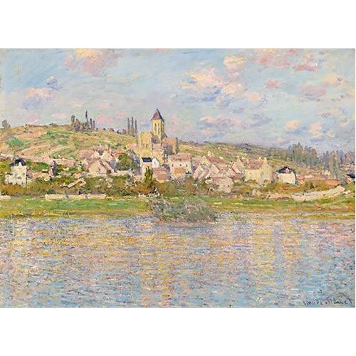 Cuadro -Vetheuil, 1879-