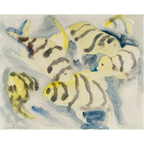 cuadros modernos - Cuadro -Fish Series, No-3-
