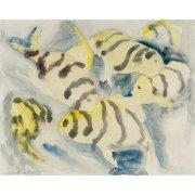 Cuadro -Fish Series, No-3-