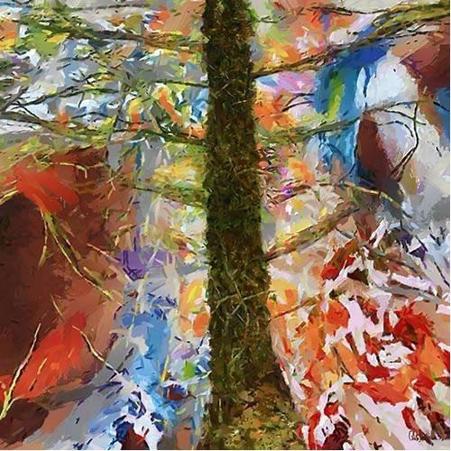 cuadros modernos - Cuadro -Moderno CM10722-