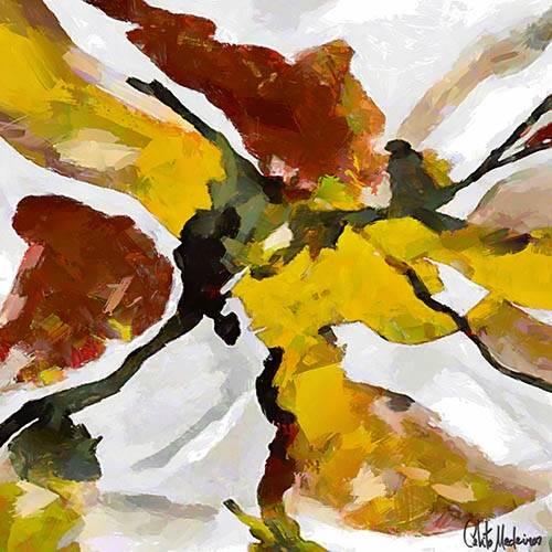 cuadros-modernos - Cuadro -Moderno CM12594- - Medeiros, Celito