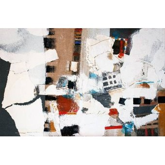 Cuadro -Abstracto - Interiores (A)-