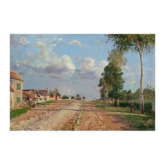 Cuadro -Route de Versailles-