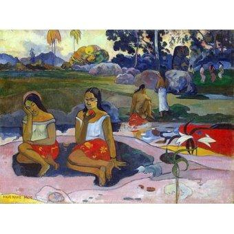 - Cuadro -Nave Nave Moe- - Gauguin, Paul