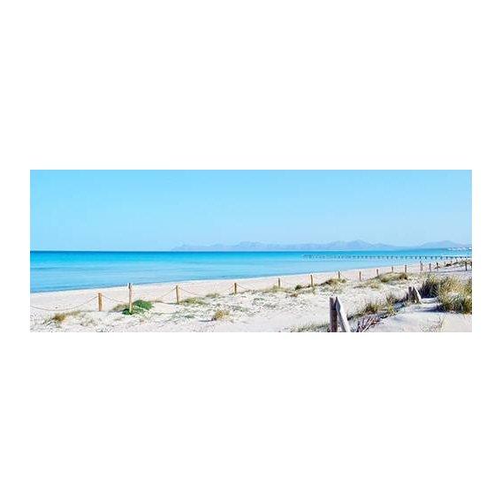 Cuadro -Baleares beach-