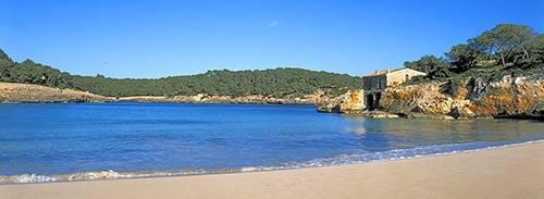 cuadros-de-fotografia - Cuadro -Baleares beach (3)- - Naturaleza, Fotografia de