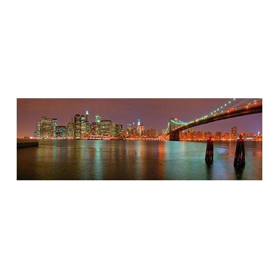 Cuadro -New York, nocturno-