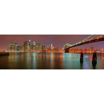 - Cuadro -New York, nocturno- - Naturaleza, Fotografia de