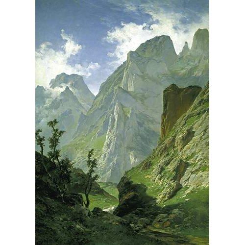 Cuadro -Picos de Europa-