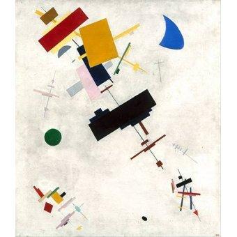 - Cuadro -Suprematist Composition No.56, 1936- - Malevich, Kazimir S.