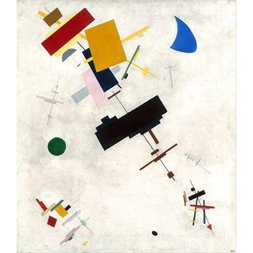 Cuadro -Suprematist Composition No.56, 1936-