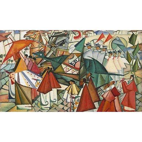 Cuadro -Corpus Christi Procession, 1913-