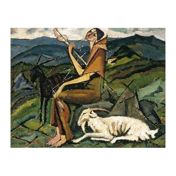 Cuadro -Fiandeira, 1913-