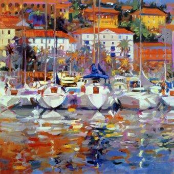 cuadros de marinas - Cuadro -Cote du midi, 2002- - Graham, Peter