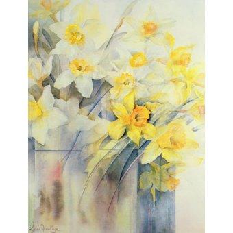 - Cuadro -Mixed Daffodils in a Tank- - Armitage, Karen