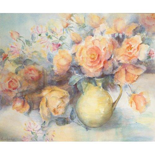 Cuadro -Ramo de Flores 2-