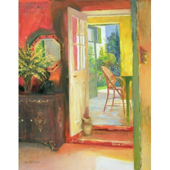 - Cuadro -Open Door, c 2000- - Ireland, William