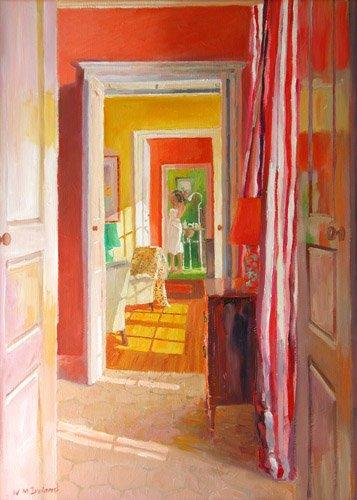 cuadros-modernos - Cuadro -Chateau Tanesse, 2003- - Ireland, William