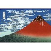 Cuadro -Red Fuji II-