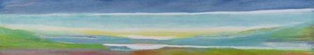 cuadros-abstractos - Cuadro -Just Above Sea Level, 2004- - Gibbs, Lou