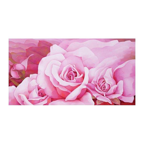 Cuadro -The Roses, 2003-