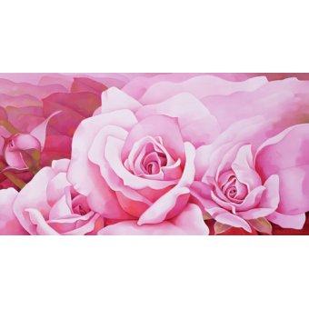 - Cuadro -The Roses, 2003- - Sim, Myung-Bo