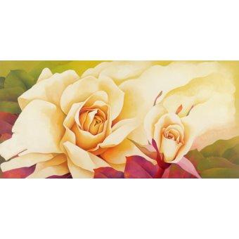 - Cuadro -The Rose, 2001- - Sim, Myung-Bo