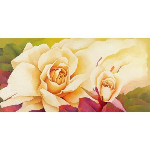 Cuadro -The Rose, 2001-
