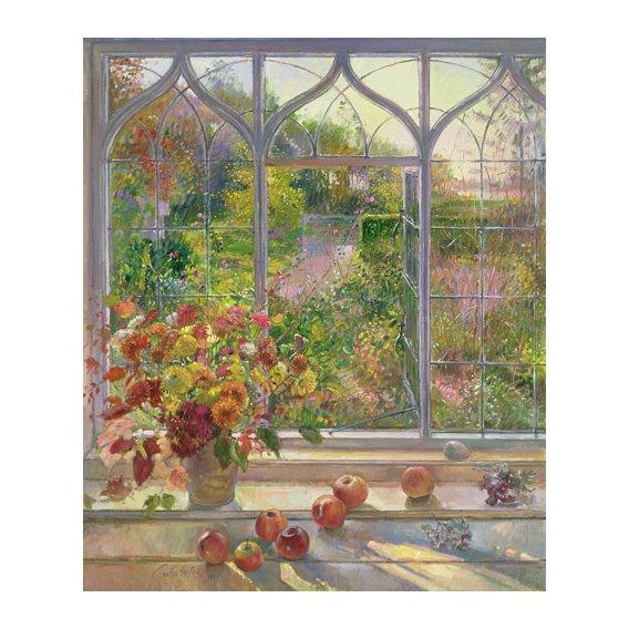 Cuadro -Autumn Windows, 1993-