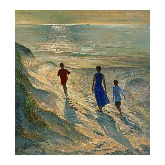 Cuadro - Beach Walk, 1994 -