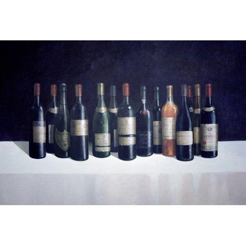 Cuadro -Winescape, 1998 -
