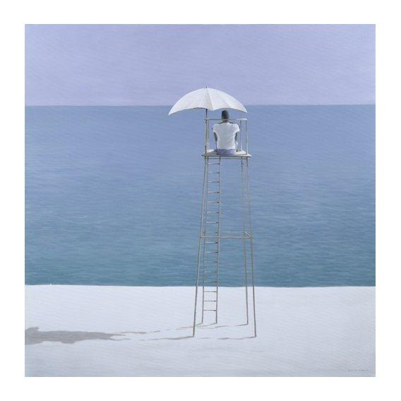 Cuadro - Beach Guard, 2004 -