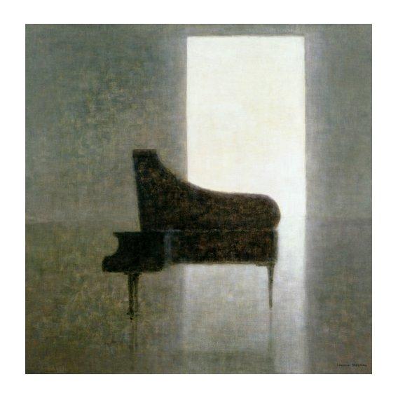 Cuadro -Piano Room, 2005 -