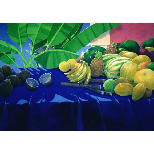 Cuadro -Tropical Fruit  -