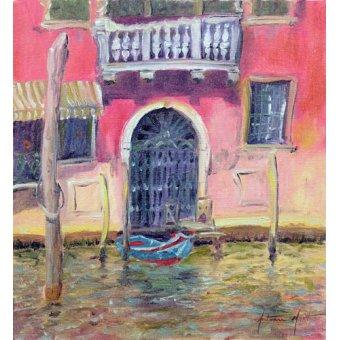 - Cuadro - Venetian Balcony, 2000 - - Myatt, Antonia