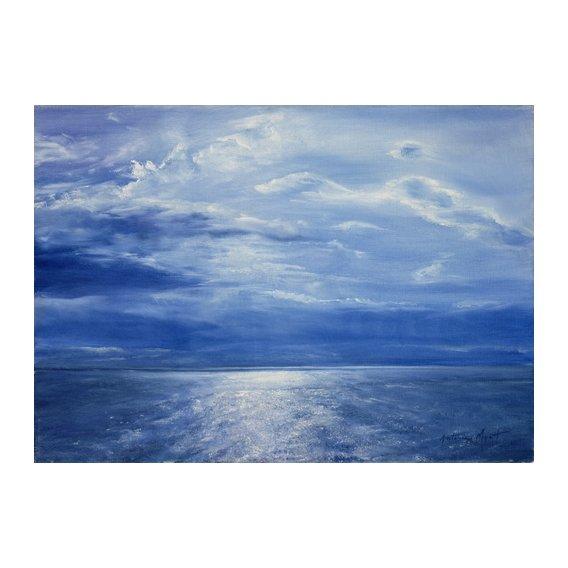 Cuadro - Deep Blue Sea, 2001 -