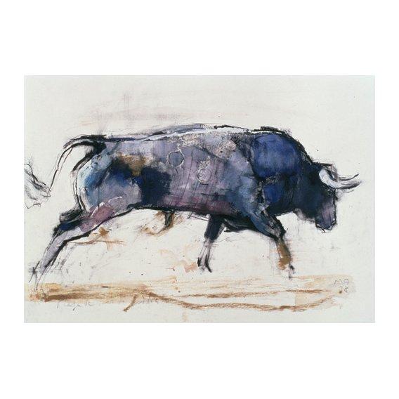 Cuadro -Charging Bull, 1998 -