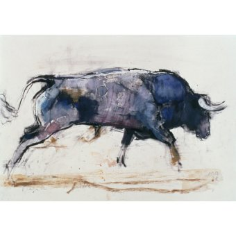- Cuadro -Charging Bull, 1998 - - Adlington, Mark