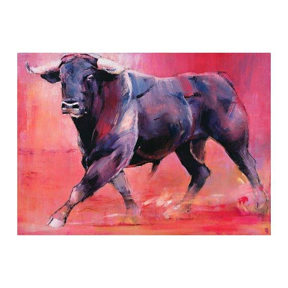 Cuadro -Levantado, 1999 (oil on canvas)-