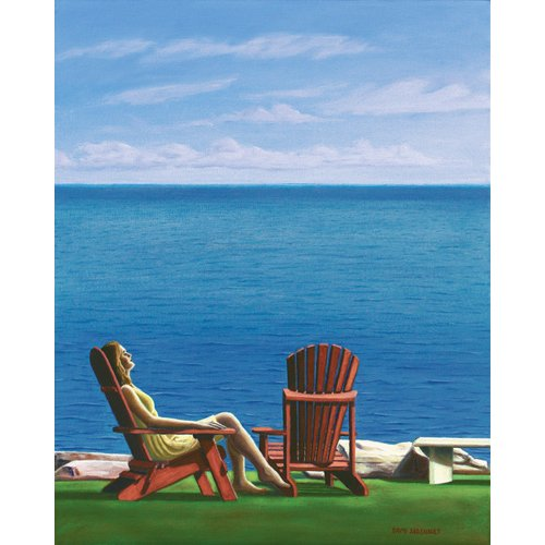 Cuadro -Solitary Refinement, 2014, oil on canvas-
