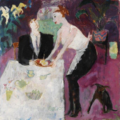 cuadros-modernos - Cuadro - The Full English, 2004 - - Bower, Susan