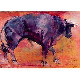 - Cuadro -Parado, 1999 (oil on canvas)- - Adlington, Mark