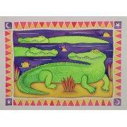 Cuadro -Crocodiles-